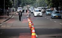 Polda Metro Harap Pengendara Patuhi Uji Coba Sistem Satu Arah di Jalan Melawai