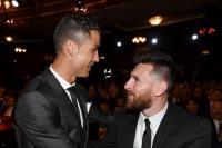 Cristiano Ronaldo Pemain Terbaik Dunia 2017, Ini Pilihan Lionel Messi di <i>The Best FIFA Football Awards</i>