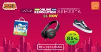 Dukung Anak Bangsa Majukan Perekonomian Digital, Lazada Buka Online Revolution Month 2017