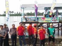 Adu Kekuatan di Sungai Musi Banyuasin, 280 Pedayung Hadir dari Berbagai Negara