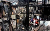 Mantap! Kolaborasi Dua DPD Partai Perindo di Kawasan Pantura Bantu Korban Kebakaran