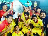 Sah, FIFA Kukuhkan Bhayangkara FC Juara Liga 1 2017