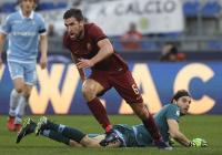 Bakal Panas, Kevin Strootman: <i>Derby della Capitale</i> Selalu Spesial