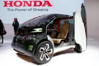 Rangkul SoftBank, Honda Bikin Mobil dengan Jaringan 5G