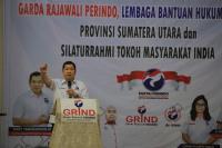 Ketum Partai Perindo Hary Tanoe Lantik GRIND dan LBH Perindo Sumut
