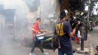 Rescue Perindo Gelar <i>Fogging</i> Gratis untuk 11 RT di Pademangan Timur