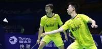 Marcus/Kevin Melenggang Mulus ke Final China Open 2017