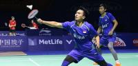 Ahsan/Rian Gagal Ciptakan <i>All Indonesian Final</i> di China Open 2017