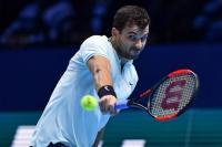 Grigor Dimitrov dan Jack Sock Punya Persiapan Berbeda Jelang Bentrok di Semifinal ATP Finals 2017