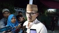 Monas Kembali Dibuka untuk Kegiatan Keagamaan, Sandiaga: Kami Persatukan Warga DKI