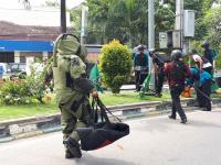 Benda Diduga Bom Hebohkan Warga Medan, Setelah Diperiksa Ternyata Isinya Ini