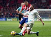 Meski Imbang Lawan Atletico, Carvajal Girang Bisa Merumput Lagi Bersama Madrid