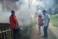 DPW Rescue Perindo Jatim <i>Fogging</i> Gratis 500 Rumah Penduduk di Jombang
