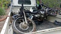 Nekat <i>Nyolong</i> Kelapa, Kepala Benjol dan Motor Dibakar Massa