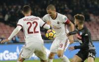Milan Ditaklukkan Napoli, Bonucci: Kami Terlalu Takut dengan Mereka!