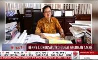 Kalah dari Benny Tjokrosaputro, Goldman Sachs International Berencana Banding