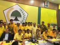 Putuskan Nasib Setya Novanto, Golkar Dengar Masukan Semua Pengurus di Rapat Pleno