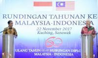 Indonesia-Malaysia Sepakat Tingkatkan Kerjasama di Berbagai Bidang