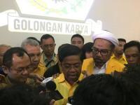 Resmi Jabat Plt Ketua Umum Golkar, Ini yang Akan Dilakukan Idrus Marham