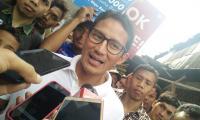Banjir di Jatipadang, Sandiaga: Solusinya Masih Terkendala Pembebasan Lahan