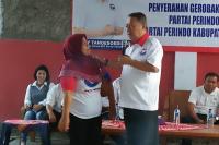 Serius Maju di Pilgub Jateng, Ketua DPW Perindo Gandeng Lembaga Survei