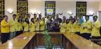 Paduan Suara Mahasiswa Indonesia Siap Berlaga di Tiongkok