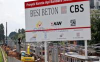 Investasi Kereta Bandara Soetta Telan Rp5 Triliun, Ini Rinciannya