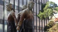 Jepang Sesalkan Pendirian Patung Wanita Penghibur di AS