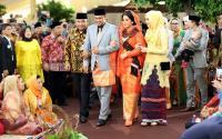 Hadiri Resepsi Adat Bobby-Kahiyang Besok, Jokowi Akan Disambut Sebagai Raja