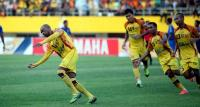 Keith Kayamba Gumbs Konfirmasi Tinggalkan Sriwijaya FC
