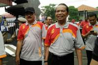 Jadi Tersangka KPK, Wali Kota Mojokerto Masud Yunus Masih <i>Ngantor</i> & Titip Pesan ke PNS