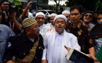 Elite FPI Sugito Atmo Tak Tahu Kabar Habib Rizieq Pulang ke Indonesia di Reuni 212