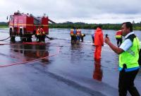 Soal Banjir di Landasan Pacu Bandara Supadio, Ini Penyebab dan Solusinya