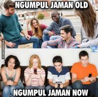 Perbedaan Generasi 90-an dan Kids Zaman Now Menurut Pengamat Sosial