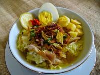 <i>Yuk</i> Bikin Soto Lamongan Spesial untuk Makan Siang, Jangan Lupa Perkedelnya