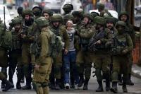 Ditangkap oleh 23 Tentara Israel, Foto Remaja 16 Tahun Ini Viral dan Jadi Simbol Perjuangan Palestina