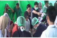 Polisi Bongkar Makam Korban Dukun Penggandaan Uang di Hutan Sengon