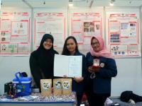 Ciptakan Pakan Ternak dari Batang Pohon Naga, Mahasiswa Indonesia Raih Penghargaan di Korsel