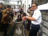 Tinjau Jalan Rasuna Said, Anies Temukan Penyebab Banjir
