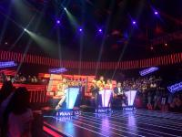 Para Coach Tegang Saksikan Performa Grand Finalis The Voice Kids Indonesia 2