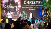 Vino G Bastian Ungkap Kegelisahan Chrisye dalam Bermusik Hadir di Film
