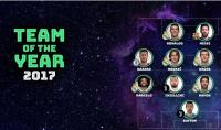Madrid Dominasi UEFA Team of the Year 2017
