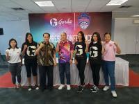 Turnamen Basket Srikandi Cup 2017-2018 Gandeng Sponsor Anyar Jelang Seri Kedua