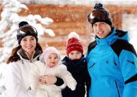 Inilah 3 Tempat Favorit Keluarga Kerajaan Inggris untuk Bermain Ski