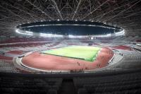 SUGBK Tuai Pujian dari Pelatih Timnas Indonesia dan Islandia