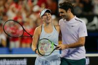 Bencic Akui Belajar dari Federer Usai Kalahkan Venus di Australia Open 2018