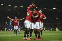 Mourinho Sebut Gol Valencia dan Martial Sangat Fantastis