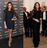 5 Momen Selebriti Pakai Pakaian Sama, Ada Kate Middleton dan Meghan Markle, Mana yang Lebih Keren?