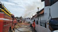 Pasca-Kebakaran, Museum Bahari Diisolasi untuk Sementara Waktu