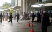 Polisi Didesak Segera Periksa Manajemen BEI Terkait Selasar Roboh